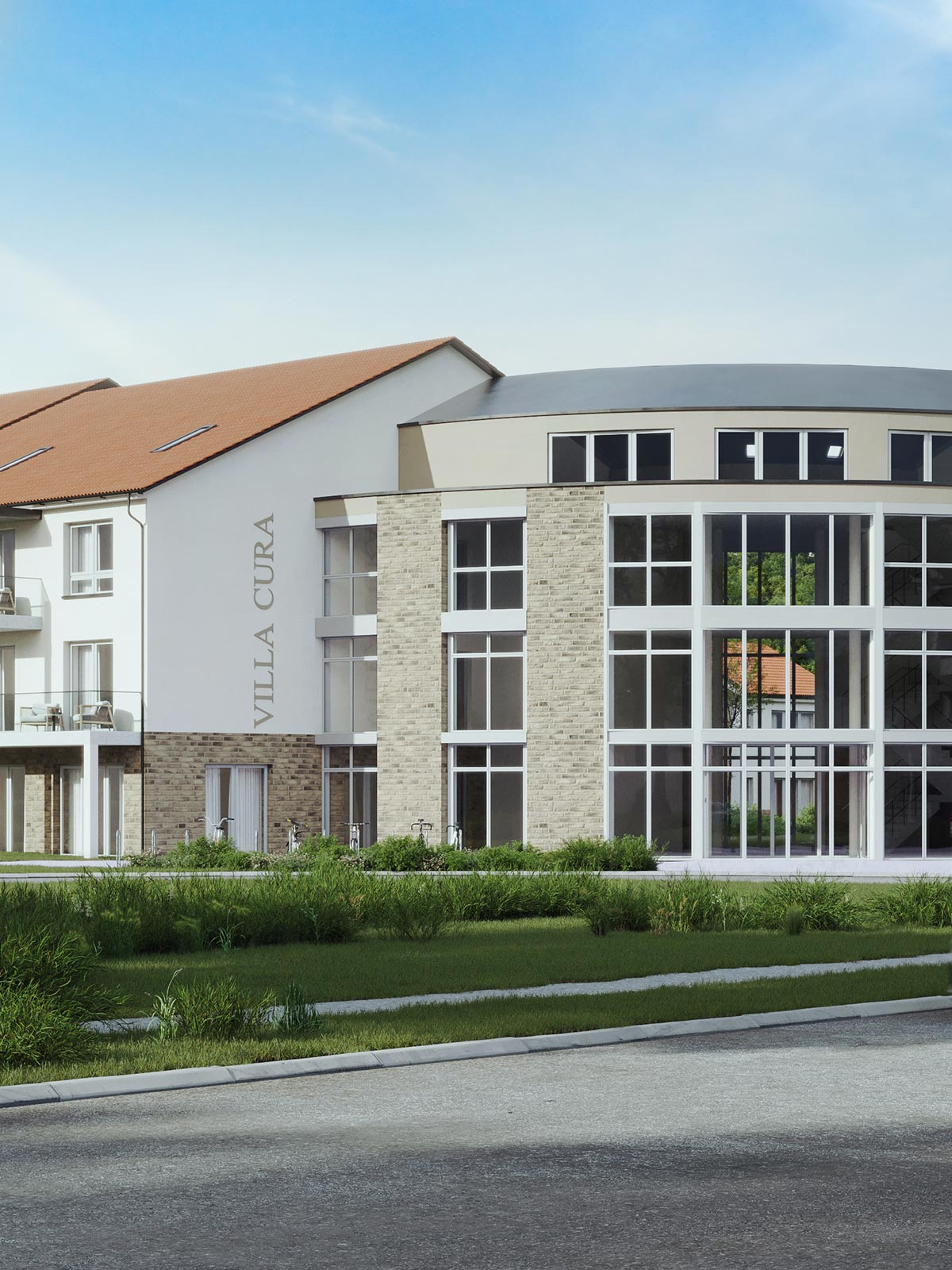 Villa Cura <em>Bad Salzdetfurth</em>